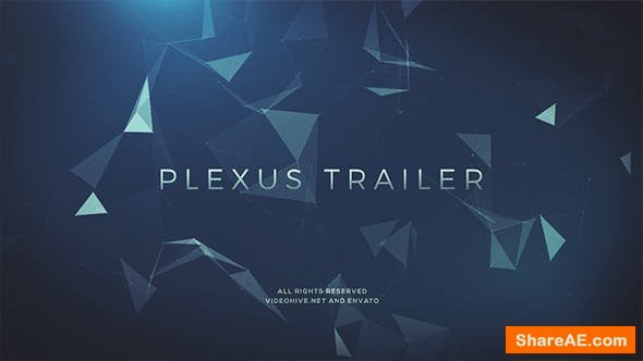Videohive Plexus l Trailer Titles