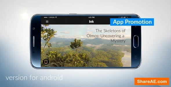 Videohive Android App Promotion