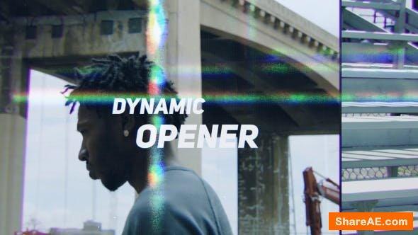 Videohive Dynamic Opener 20832271