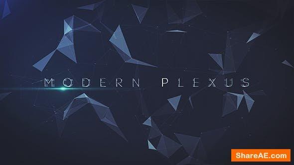Videohive Plexus Titles 21395594