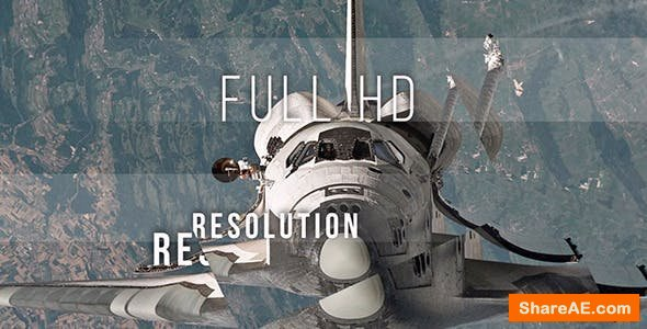 Videohive Air Slideshow