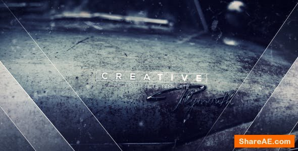 Videohive Origins Cinematic Trailer
