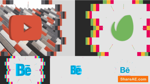 Videohive Company 3D Logo