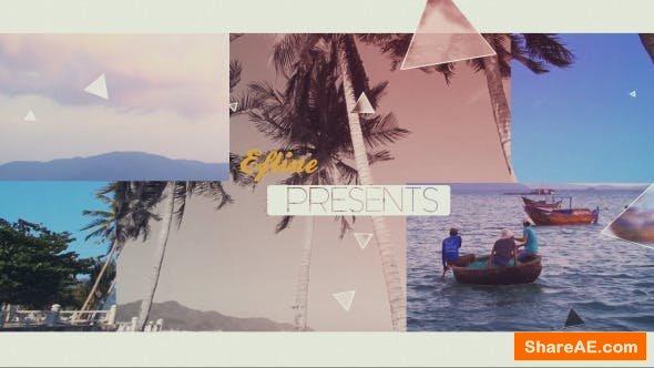 Videohive Modern Summer Slide