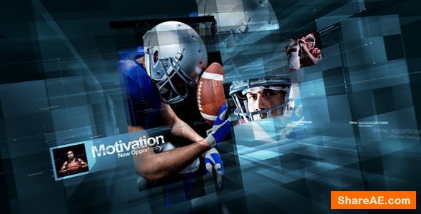 Videohive Sport Events - Broadcast Pack