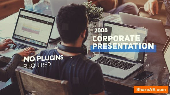Videohive Corporate Presentation 23634524