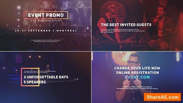 Videohive Event Promo 20440269