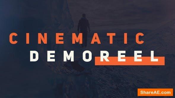 Videohive Cinematic Demo Reel 21319526
