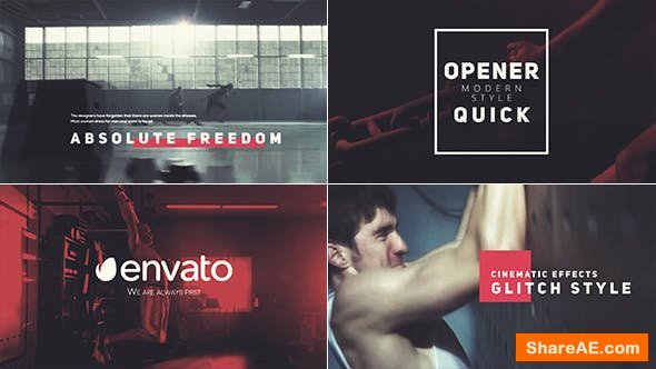 Videohive Dynamic Sports Intro