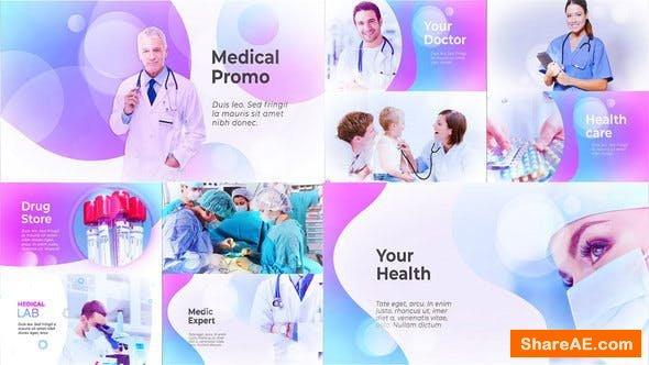 Videohive Medical Presentation - Medicine Promo