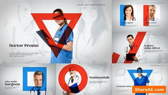 Videohive Medical Healthcare Promo