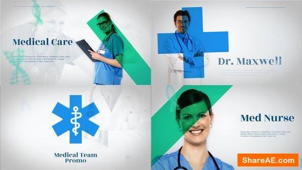 Videohive Medico - Medical Team Promo