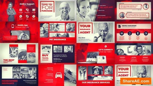 Videohive Insurance Company - Agent Portfolio
