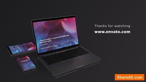 Videohive Device Promo