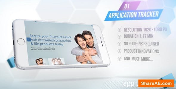 Videohive App Promotion 10527918