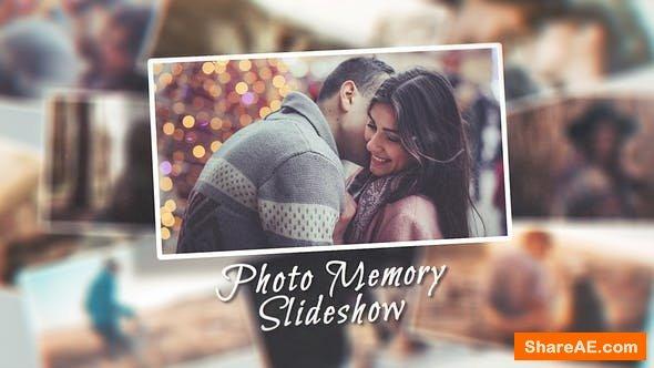 Videohive Photo Memory Slideshow