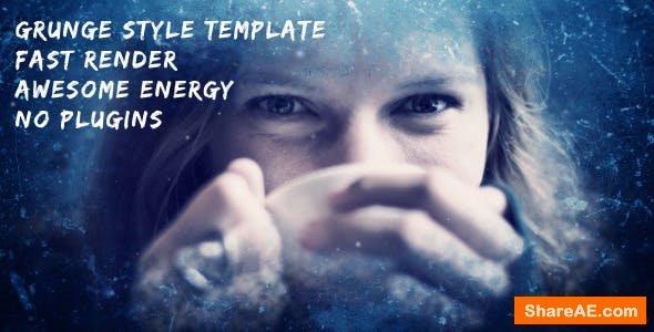 Videohive Monster Energy - Grunge Trailer