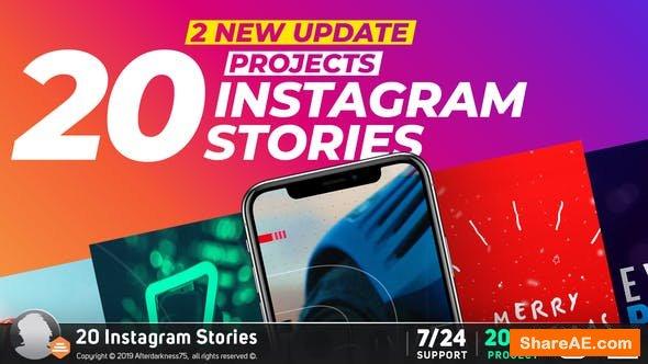 Videohive Instagram Stories 22798802