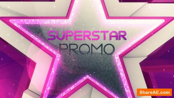 Videohive SuperStar Promo