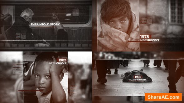 Videohive History Timeline 21633379