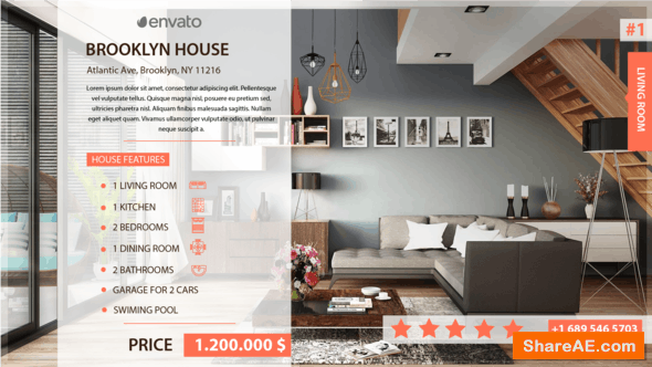 Videohive Real Estate 22734073