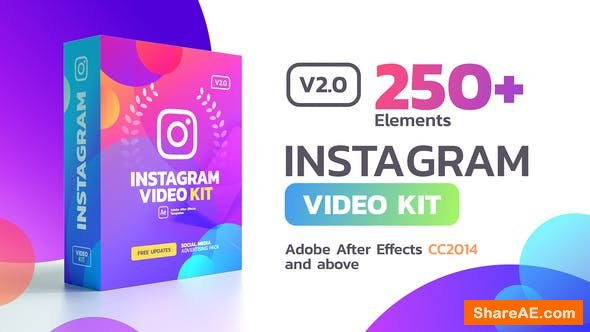 Videohive Instagram Stories v2.0.1 22331306