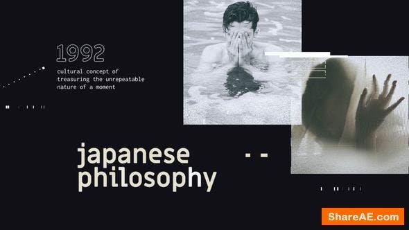 Videohive Ichigo Ichie // Aesthetic Timeline