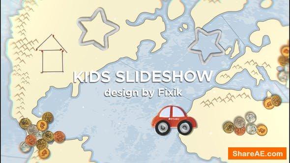 Videohive Kids Slideshow II