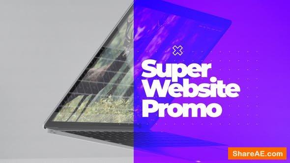 Videohive Super Website Promo