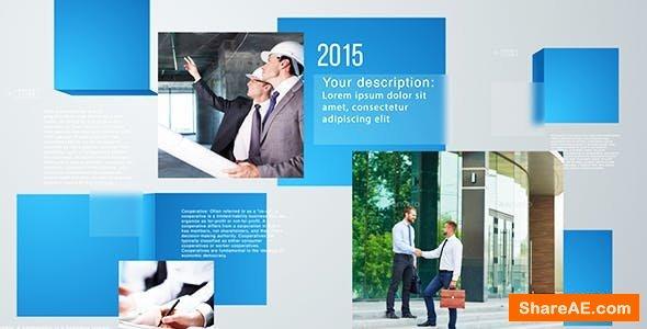 Videohive Cube Corporate Promo