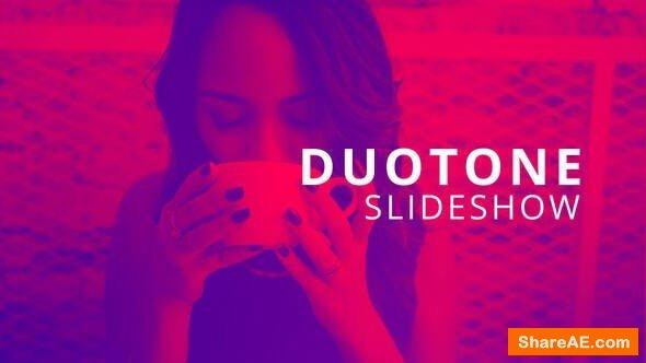 Videohive Duotone Opener