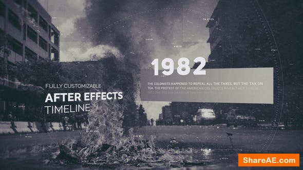 Videohive History Timeline 22597456