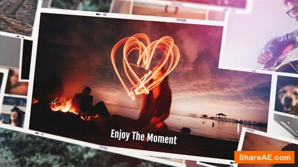 Videohive Memories Collage