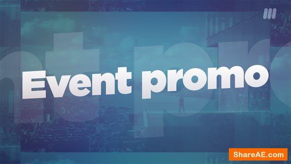 Videohive Event Promo 21730690