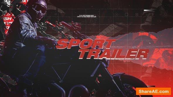 Videohive Sport Trailer 23634745