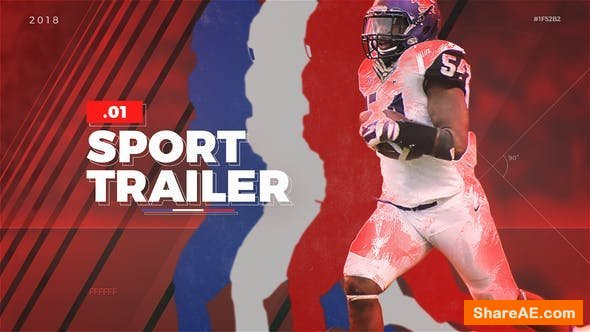 Videohive Sport Trailer 22122869
