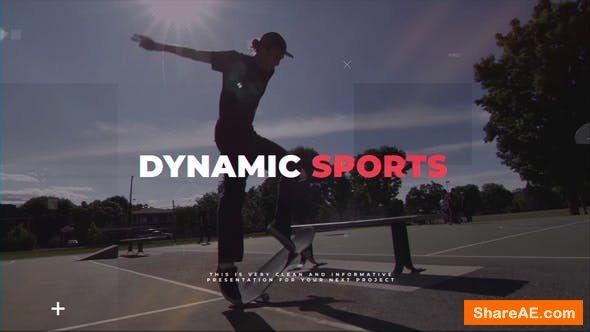 Videohive Dynamic Sports