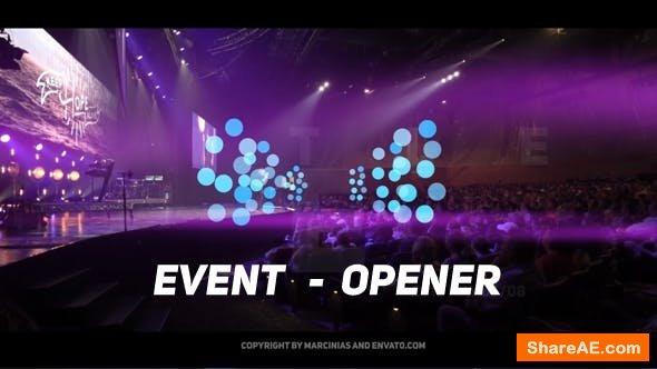 Videohive Event Opener 20903692