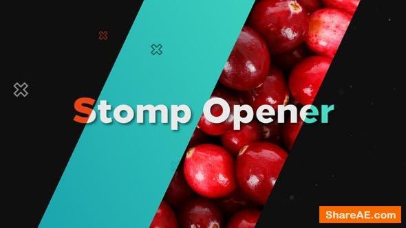 Videohive Fast Stomp Opener 23631773