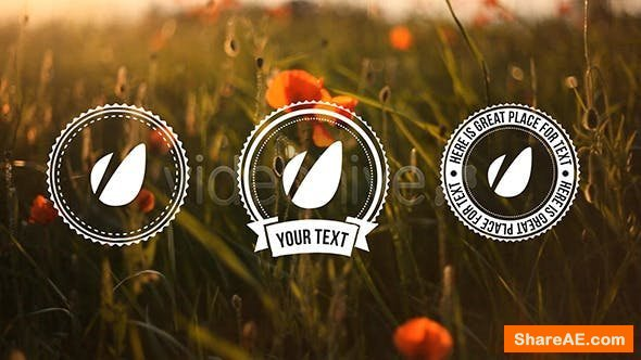 Videohive Light Vintage // Lower Thirds Pack