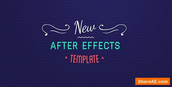 Videohive Positive Motion