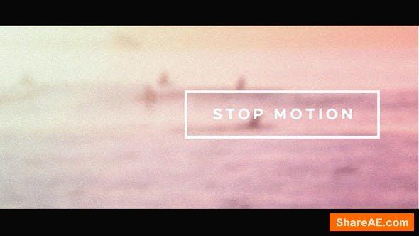 Videohive Stopmo // Slideshow