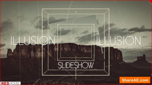 Videohive Illusion slideshow