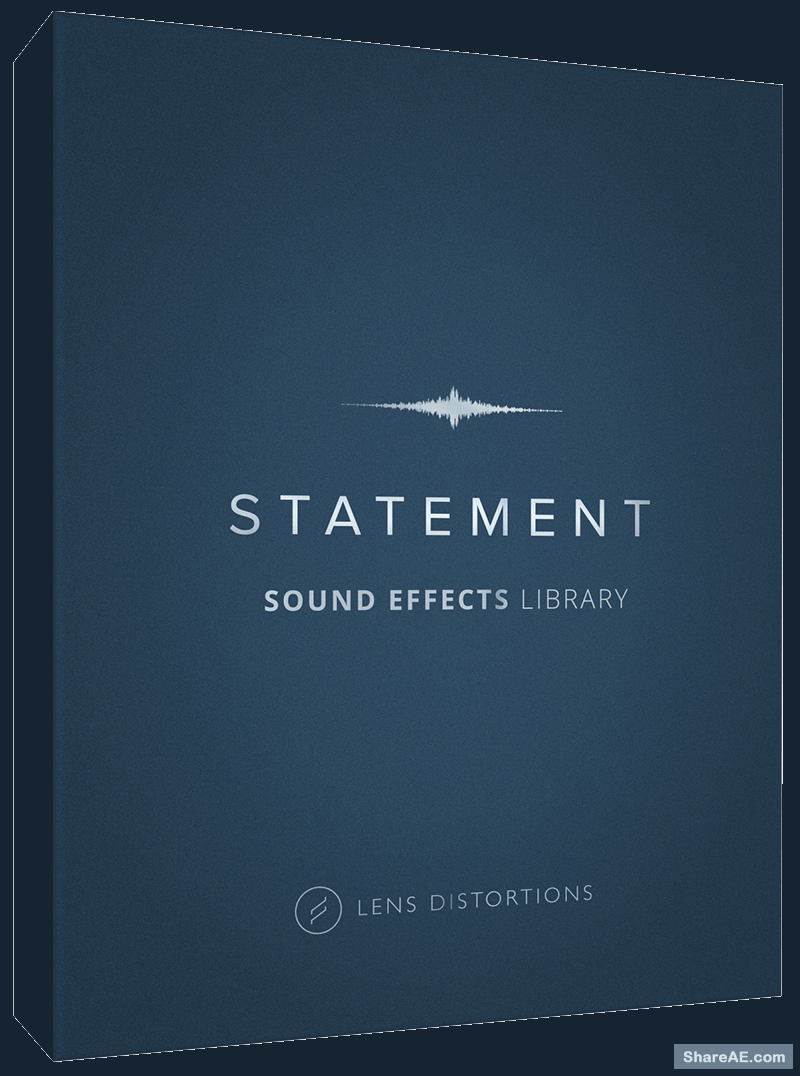 Lens Distortions - Statement SFX