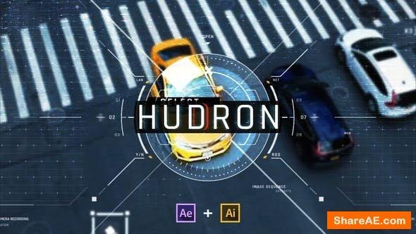 Videohive HUDRON