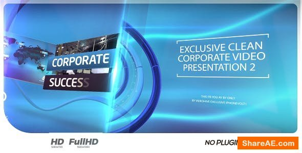 Videohive Modern Corporate Presentation
