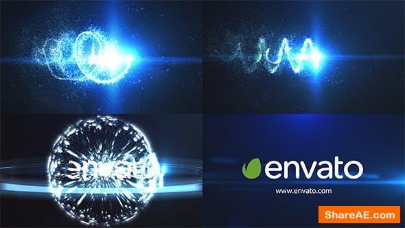 Videohive Pure Energy Logo
