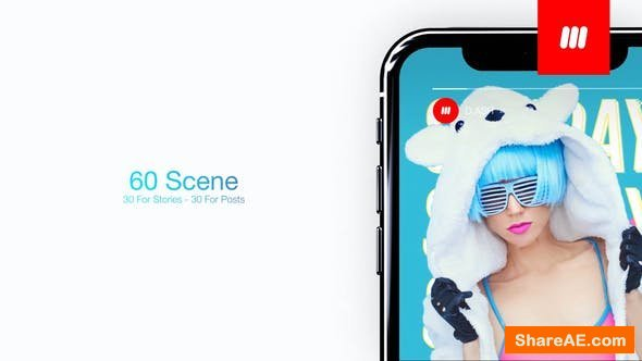 Videohive Instagram Stories Pack 21805787
