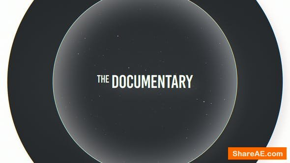 Videohive The Documentary 21896807