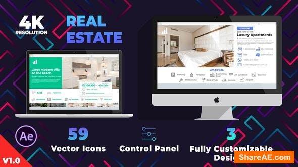 Videohive Real Estate Promo 23523218